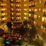 Photo taken at Embassy Suites by Balázs V. on 10/25/2011
