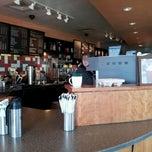 Photo taken at Starbucks by Erica G. on 10/2/2011