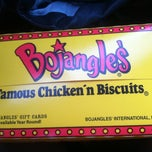Photo taken at Bojangles' Famous Chicken 'n Biscuits by Linda Craft  & Team R. on 2/9/2012