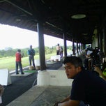 Photo taken at Sentul Highlands Golf Club by Cahyo S. on 3/27/2011