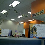Photo taken at PT. Bank Danamon Indonesia Tbk by eboth o. on 1/3/2012