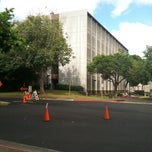 Photo taken at Moore Hall by Beth V. on 7/28/2011