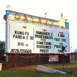 Photo taken at Galaxy Drive In Theatre by Shelley C. on 6/7/2011