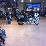 Photo taken at Harley Davidson by Véronique B. on 8/28/2012