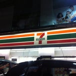 Photo taken at 7-Eleven by Paulina G. on 2/18/2012