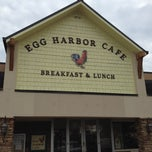 Photo taken at Egg Harbor Cafe by Billy H. on 5/13/2012