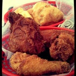 Photo taken at Hill Country Fried Chicken Joint by Rita L. on 7/13/2012