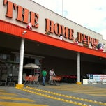 Photo taken at The Home Depot by Aleyda G. on 10/8/2011
