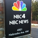 Photo taken at NBC News Washington Bureau by Ching Y. on 4/16/2012