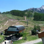 Photo taken at Crested Butte Mountain Resort by Monica K. on 6/23/2012