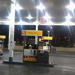 Photo taken at Shell by Scott K. on 9/7/2011