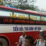 Photo taken at Bến Xe Mỹ Đình (My Dinh Bus Station) by Thinh L. on 4/27/2012