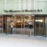 Photo taken at Museum of Modern Art (MoMA) by あじあん on 5/10/2012