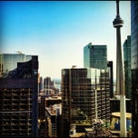 Photo taken at Hilton Toronto by Samir N. on 8/31/2012