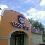 Photo taken at Taco Bell by Mike S. on 9/18/2011