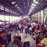 Photo taken at Eveleigh Market by Lewis L. on 8/4/2012