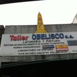 Photo taken at Taller Obelisco by Carlos O. on 11/30/2011
