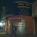 Photo taken at tri THAI cuisine by Tamika S. on 5/13/2011