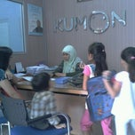 Photo taken at Kumon Sunter Garden by Mona C. on 6/20/2012