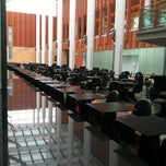 Photo taken at Michigan Ross School of Business by Micki M. on 3/2/2012