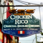 Photo taken at Chicken Rico by Steve L. on 8/14/2012