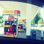 Photo taken at Shell by Beth H. on 5/13/2012