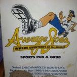 Photo taken at Average Joe's by Danny M. on 8/15/2012