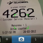 Photo taken at GraPARI Telkomsel by Donna on 3/20/2012