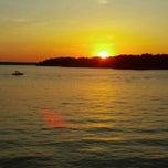 Photo taken at Lake Conroe by VanTasstik on 6/3/2012