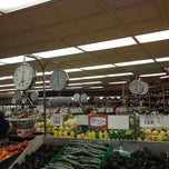 Photo taken at Lunardi's Markets by Mike G. on 7/4/2012