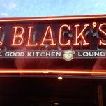 Photo taken at J Black's Feel Good Lounge by Patrizio K. on 8/25/2012