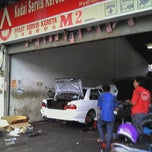 Photo taken at M2 Garage Jln Temerloh—Mentakab by eddyhks on 1/11/2012