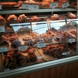 Photo taken at Upper Crust Bakery by marii t. on 7/31/2012