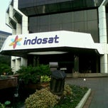Photo taken at Kantor Pusat PT. Indosat Tbk. by Mulyadi on 9/29/2011