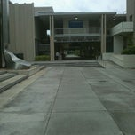 Photo taken at FAU BreezeWay by Giovanni A. on 6/6/2012
