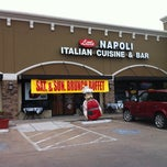 Photo taken at Little Napoli Italian Cuisine by Allen A. on 4/3/2011