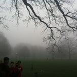 Photo taken at Prospect Park Picnic House by Peek-Ahhhh B. on 3/22/2012