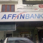 Photo taken at Affin Bank Bandar Baru Ampang by Amar H. on 2/16/2011