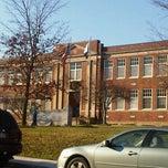 Photo taken at Harpers Ferry Middle School by Jen B. on 12/10/2011