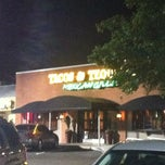 Photo taken at Tacos & Tequilas Mexican Grill by Rishawn D. on 6/16/2012