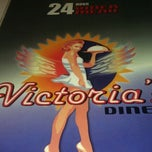Photo taken at Victoria's Diner by @DiamondKesawn D. on 8/25/2012