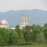 Photo taken at Pisa by Patrick M. on 4/29/2012