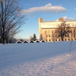 Photo taken at McCardell Bicentennial Hall by Jessica G. on 12/8/2011