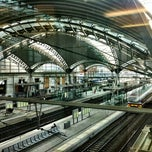 Photo taken at Station Leuven by Kristof Victor D. on 6/19/2012