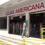 Photo taken at Lojas Americanas by Marco Antonio S. on 5/6/2012