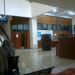 Photo taken at dekanat fkip unsri by Marinda R. on 5/21/2012