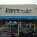 Photo taken at Joey's Seafood & Grill by Teri E. on 8/31/2012