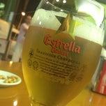 Photo taken at Bar Baena by jorgedihe on 8/2/2012