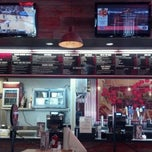 Photo taken at American Roadside Burgers by Thomas H. on 2/11/2012