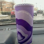 Photo taken at Taco Bell by Bruce J. on 1/22/2012